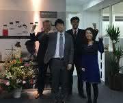 Team von Elementar Japan