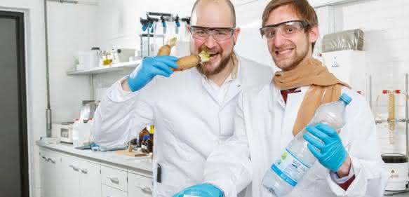 Wissenschaftler der Universität Hohenheim