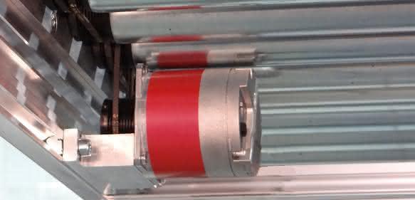 IP67 Loadsense-Antrieb von Sonceboz