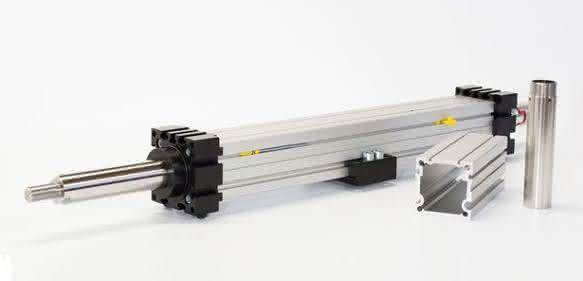 Positioniermodul EHT/EHK 80 von Bahr Modultechnik
