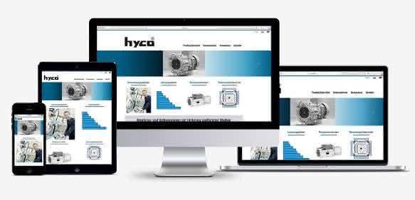 Neue Webseite der hyco Vakuumtechnik