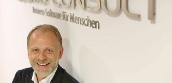 Klaus Aschauer, Vorstand Cosmo Consult