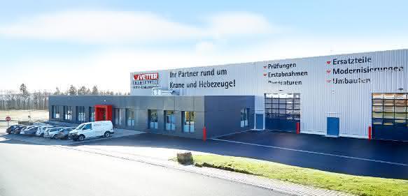 Vetter Service- und Schulungszentrum in Haiger