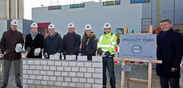 Covestro: Baubeginn der neuen Produktionsanlage in Dormagen