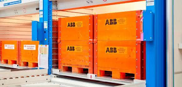 KardexRemstar ABB Shuttle XP1000