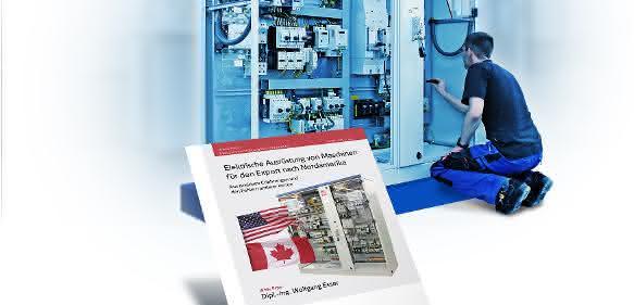 """Whitepaper """"Elektrische Ausrüstung von Maschinen für den Export nach Nordamerika"""""""
