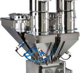 Materialhandling: Nachschub für die Blasformproduktion