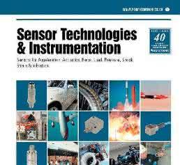 Katalog Sensor Technologies & Instrumentation: Neuer Übersichtskatalog