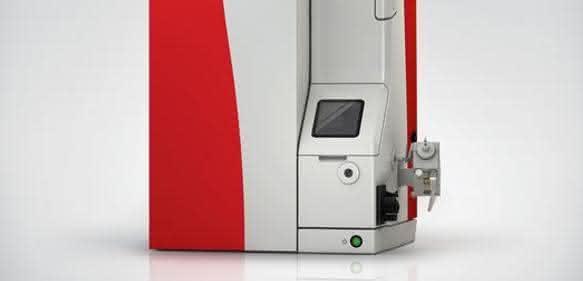 Massenspektrometer