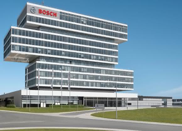 Bosch-Forschungscampus in Renningen