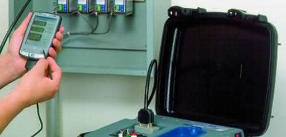 Physikalische Messtechnik: Kalibrator für niedrige Differenzdrücke