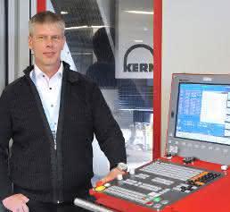René Hamisch, Leiter des Etkon-Fräszentrums