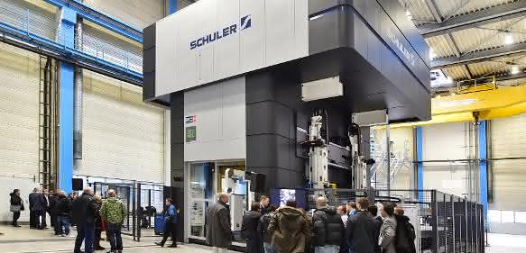Schuler Hot Stamping TechCenter
