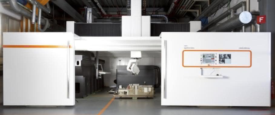AgieCharmilles Laser 4000