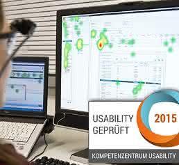 Software Deleco von Delta Barth ist Usability geprüft