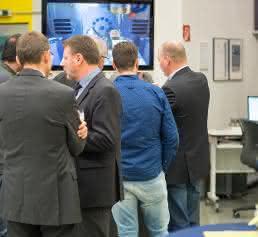 V-Line Innovation Day bei OPS-Ingersoll