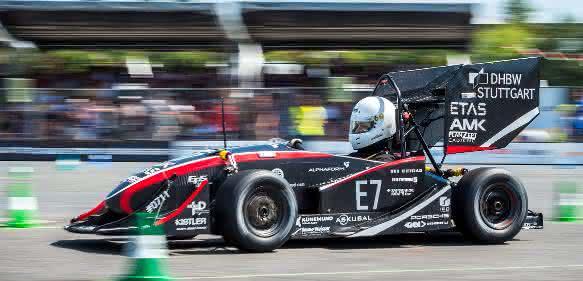 Formel-Rennwagen eSleek15