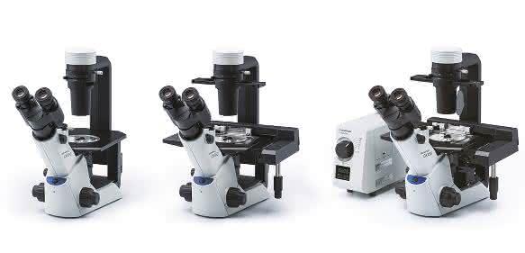 Neues inverses Mikroskop: Fortschrittliches System für die Zellkultur