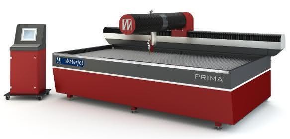 CAD/CAM-Software: Lantek Expert steuert Wasserstrahl-Schneidmaschinen von Waterjet