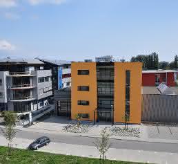 Standort der Weber-Hydraulik ValveTech GmbH in Konstanz