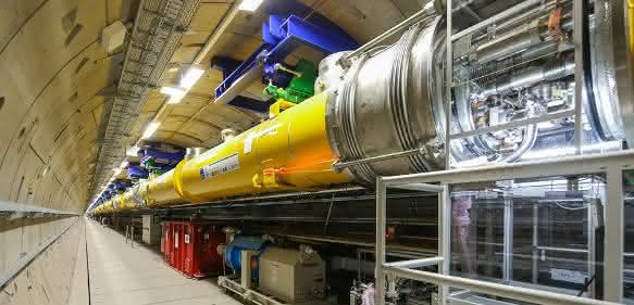 Röntgenlaser European XFEL: Erste Elektronen beschleunigt