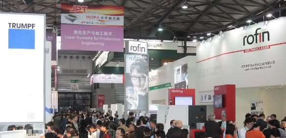 Laser World of Photonics China (Foto: Messe München)