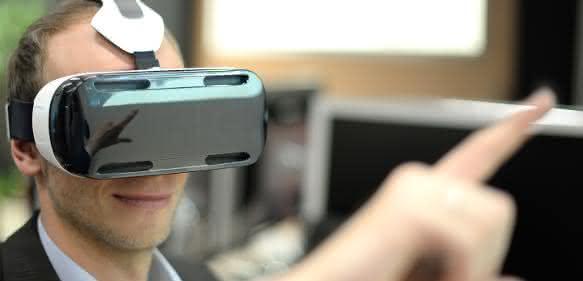 Brille Oculus Rift