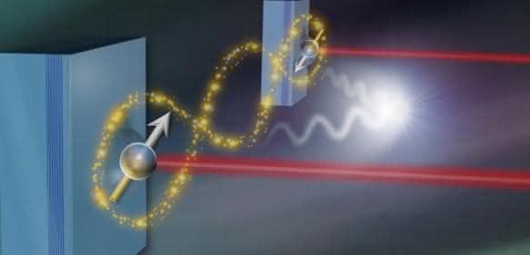Quantenphysik: Schnellere Verschränkung entfernter Quantenpunkte