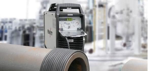 Entmagnetisierungsstromquelle Degauss 600 von EWM