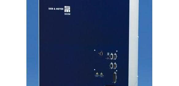 Frequenzumrichter SD2M von Sieb & Meyer