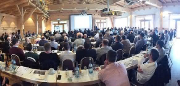 Symposium der Firma Waldner