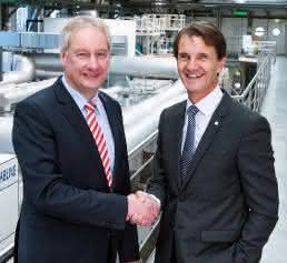 Uwe Thönniss und Markus Gschwandtner