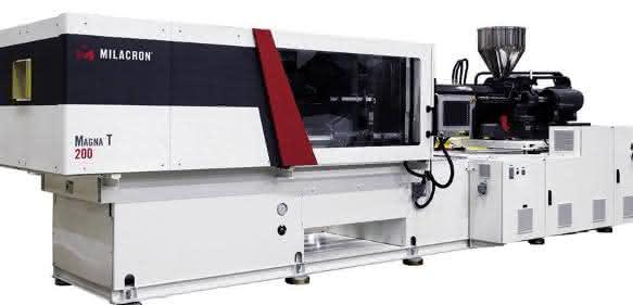 Maschinenbaureihe Magna T Serv