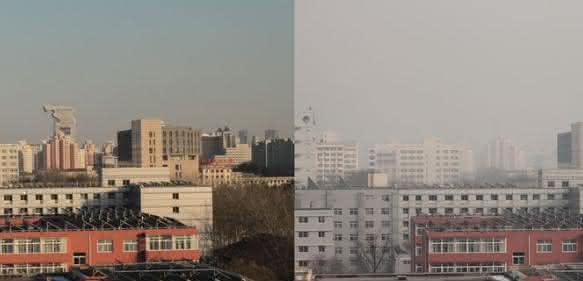Smog-Alarm in der chinesischen Hauptstadt: Was den Bewohnern von Peking den Atem raubt