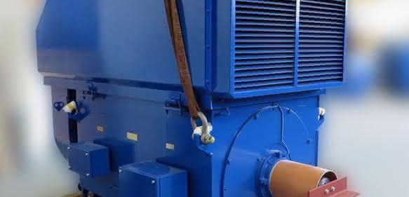 Schleifringläufermotor