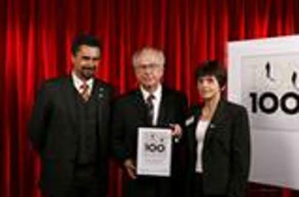 Märkte + Unternehmen: Sensopart: Top 100