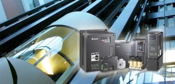 SPS IPC Drives: Delta zeigte energieeffiziente Aufzugsantriebe und -steuerungen