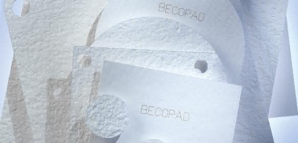 BECOPAD-Tiefenfilterschichten Eaton