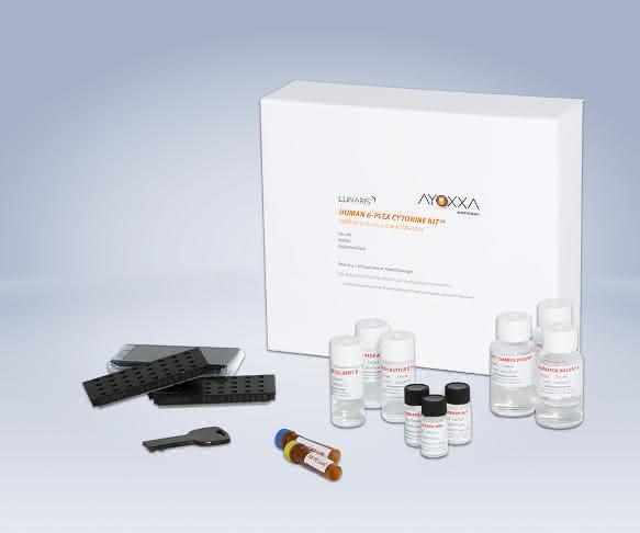 Zytokin-Tests: Biomarkerdetektion für kleine Probenvolumina