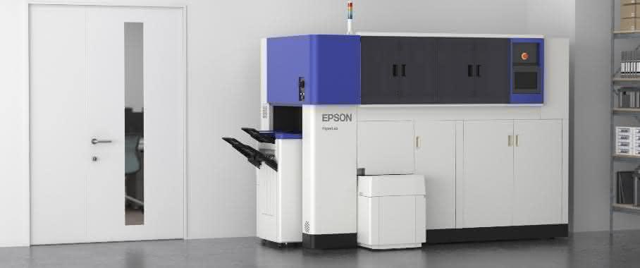 Epson PaperLap - Papierrecycling im Büro