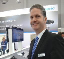 Markus Damaschke, Geschäftsführer von Di-Soric