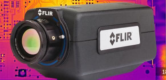 Wärmebildkamera Flir A6750sc SLS