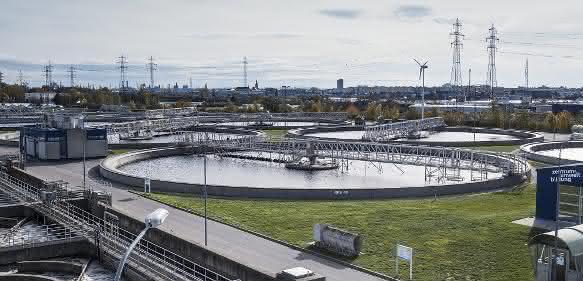 Hauptkläranlage Wien wird Kraftwerk