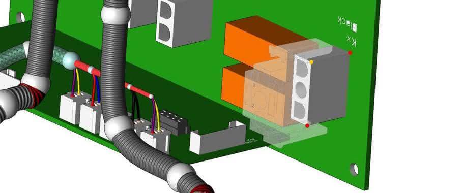 3D-Kabelbaum-Engineering