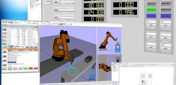 Simulationssystems Virtuos