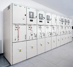 Mittelspannungsschaltanlage von Siemens