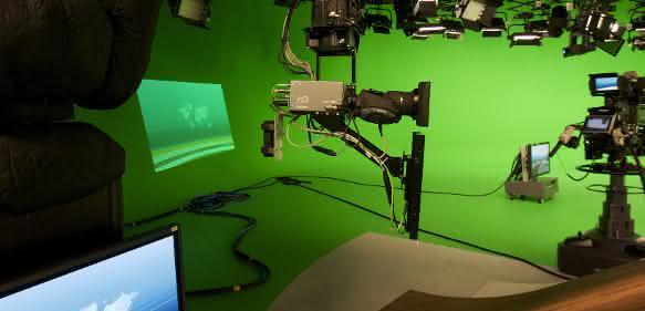 Siemens erneuert Stromversorgung beim ZDF