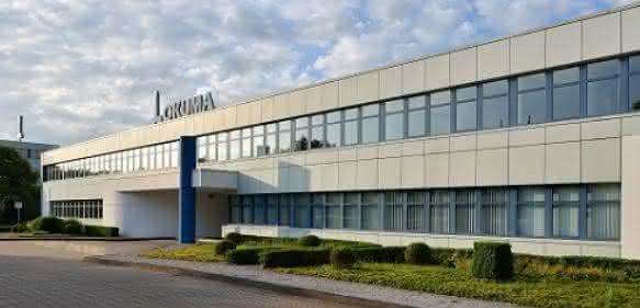 Okuma Headquarter Krefeld