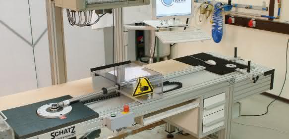 DAkkS-Kalibrierung Schatz