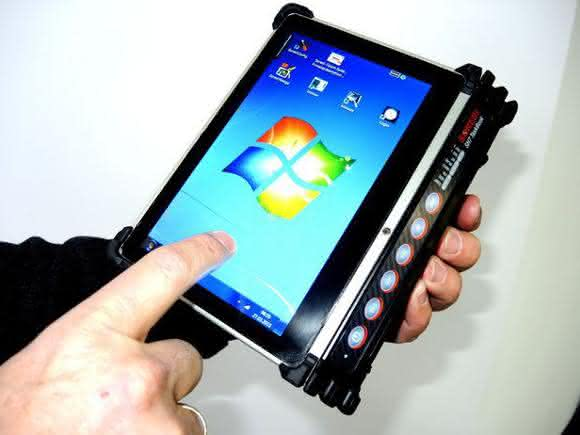 Handheld Rugged Computer